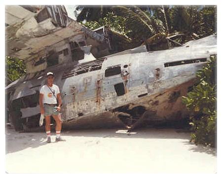 NSGDept Diego Garcia, BIOT - 1981