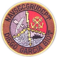 NSG Department Diego Garcia Logo