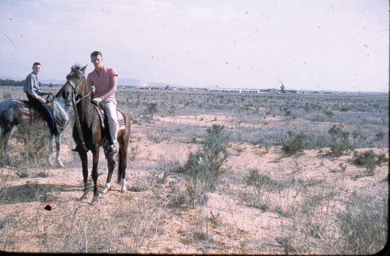 Morocco .. 1958 .. Photos from Don M. Hayes (former CT1)