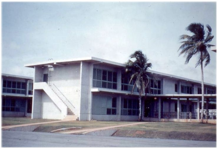 Guam Island 1953/54 from Gerald C. (Jerry) Hay