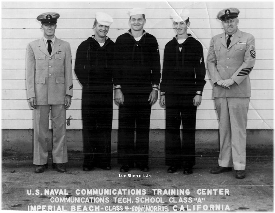 Imperial Beach (IB) Class 04-60(M)  late 1959 - Instructor CTC Norris