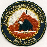 US Naval Communication Station, Adak, Alaska