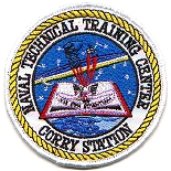 NTTC Corry Station Logo