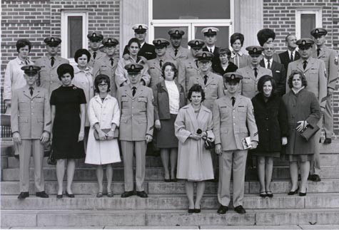 NTTC Corry New CPOs and Ladies 16 Jan 69