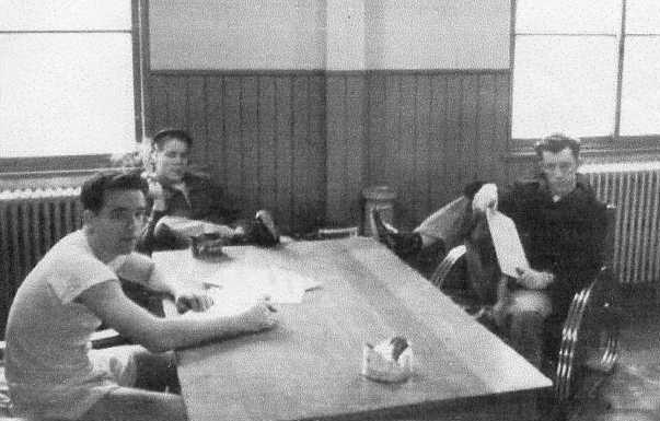 NSGDet Sasebo, Japan - 1958