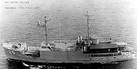 USS Banner after retrofit