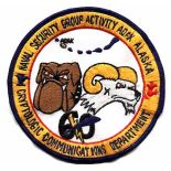 Comms Dept, Adak, Alaska
