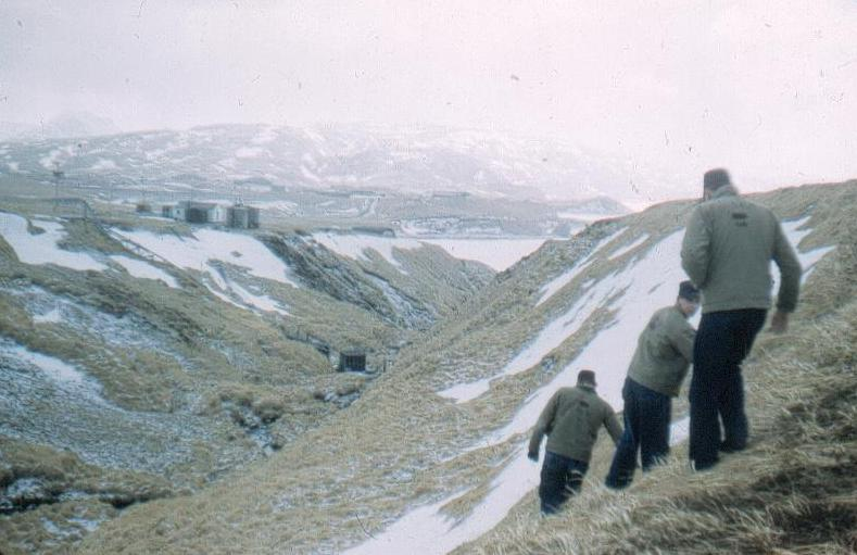 Don Hayes' Photos of Adak, Alaska - circa 1957-1958