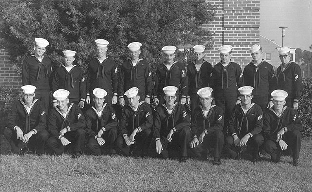 Corry Field Class 16B-66(T) - Nov 1966 - Instructor: CT1 unknown