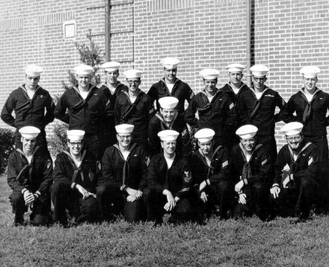 Class ?-71(T) Nov 1970 - Instructor: CT1 unknown