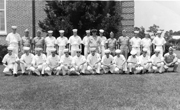 Corry Field Basic Class ?-67(R) Sep 1967 - Instructor: CTC Porter