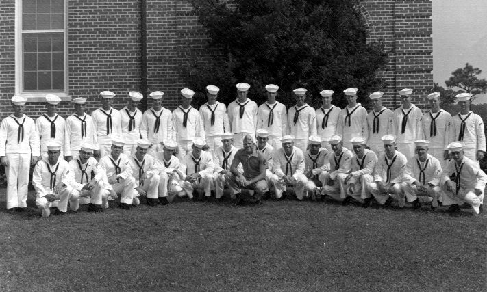 Corry Field CT School Basic Class ?-66(R) May/June 1966 - Instructor:  SGT Wood (USMC)