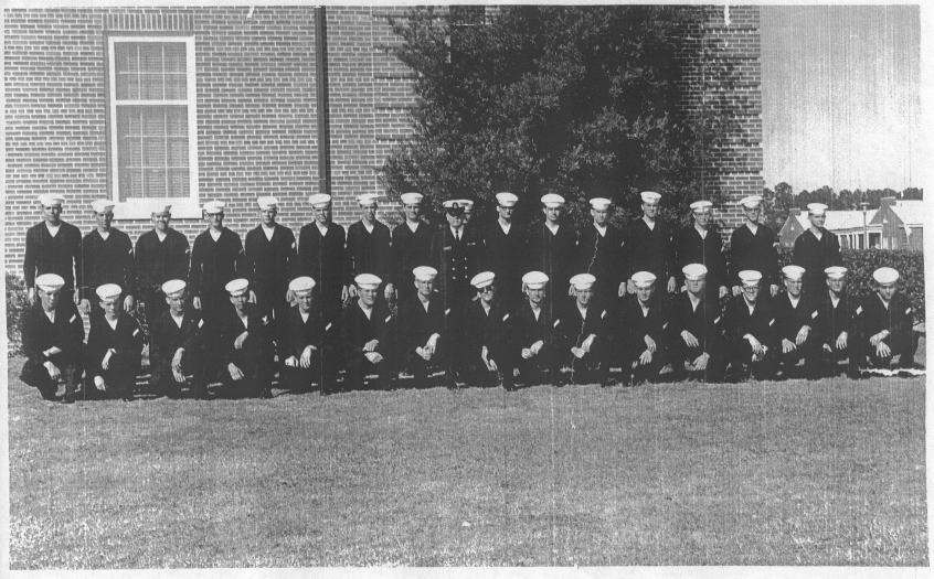 Corry Field CT School Class ??-?? (R) -  circa 1967-1969 - Instructor:  CTC Bentley