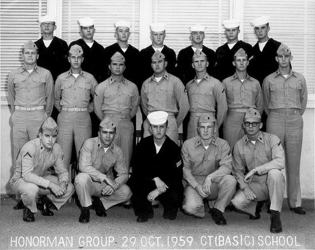 Imperial Beach (IB) Basic Honorman Group - 29 Oct 1959