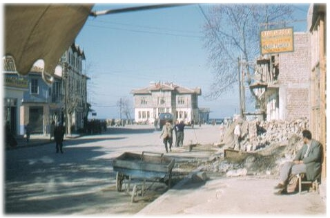 Big Red Wagon >> Karamursel, Turkey - circa 1959 - from Donald M. (Don ...