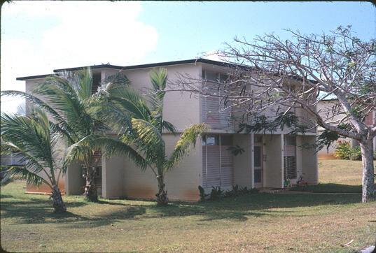 NCS Guam .. circa 1970-1973 Home Construction Background