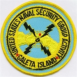 US Naval Security Group Activity, Galeta Island, Panama