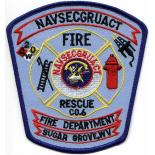 Naval Security Group Acty, Sugar Grove, W.V. Fire Department