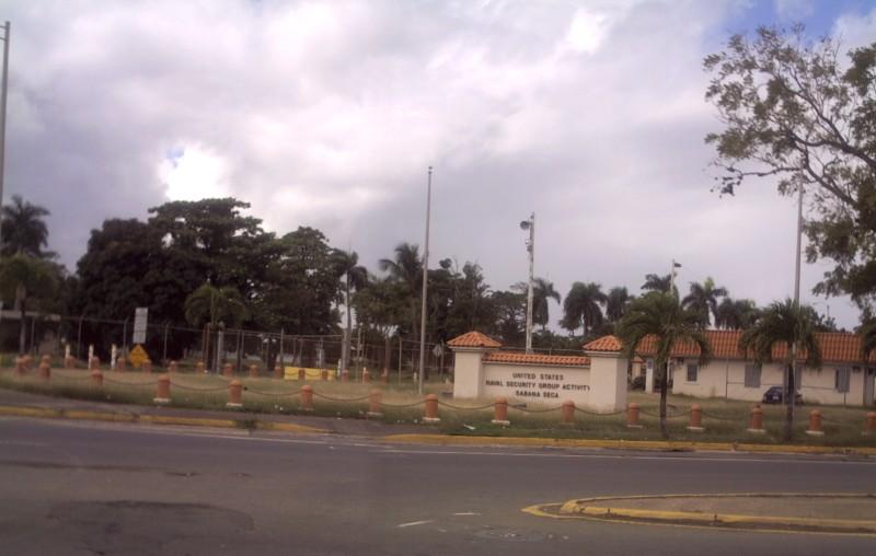 Old NSGA Sabana Seca, ...