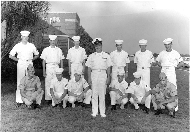 Corry Field CTR Basic Class 02D-63(R) Aug/Sep 1962 - Instructor CTC Unknown