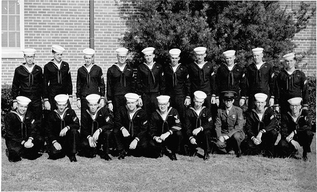 Corry Field CT School CTO Class #5 1966-1967  - Instructor: CT1 Ed Muchow
