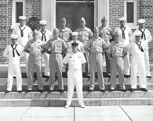 Corry Field CT School CTR Adv Class 05C-68(R) July 1968 - Instructor: CTC Hunt