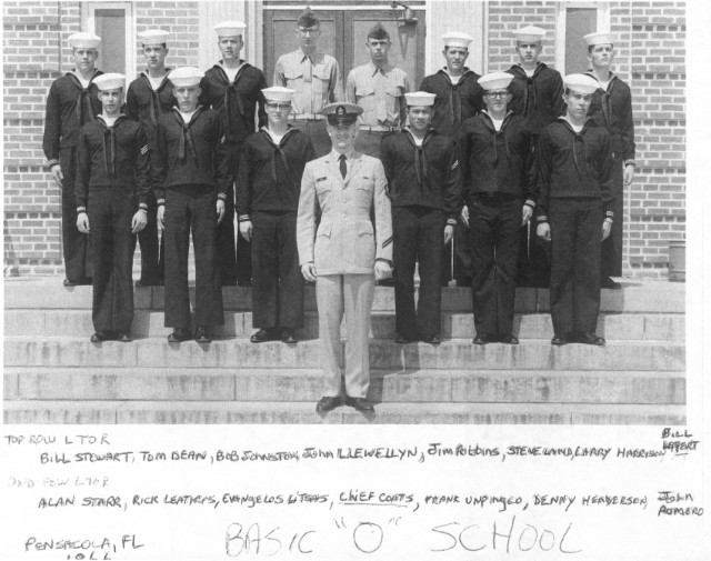 Corry Field Basic Class ??-66(O) March 1966 - Instructor CTC Coats