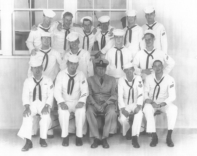 Imperial Beach (IB) Class 18-55(O) Jun/Jul 1955 - Instructor: CTC John Shannon
