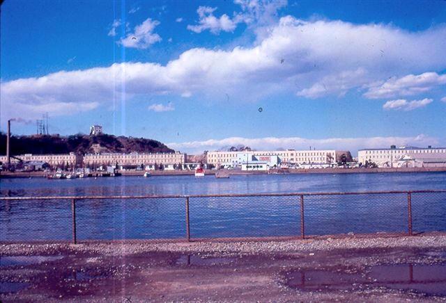 Yokosuka, Japan (circa 1968-1971) - from Bill Lockert, CTTCM
