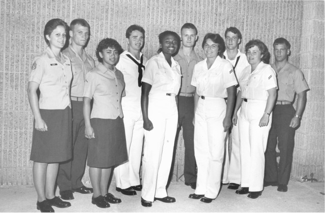 Corry Station (CTO) Class of 1986 - Instructor: SSGT Unknown