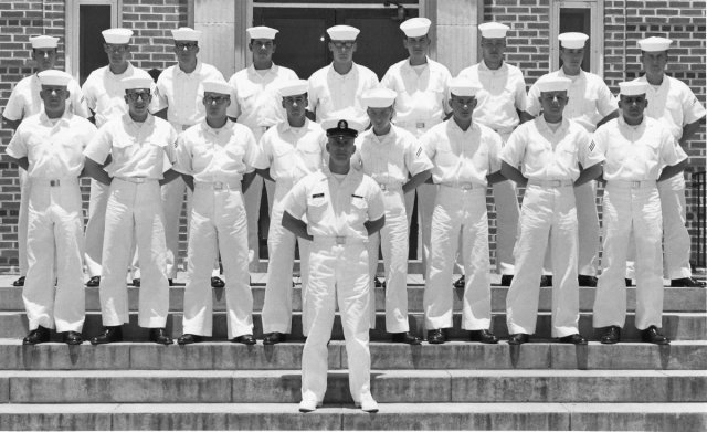 Corry Field CTO A-School Class of August 10, 1966 - Instructor: CTOC Earl Chilson