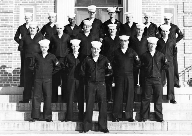 Corry Field (CTR) Class of 1965/1966 - Instructor CTR1 D. R. Davis