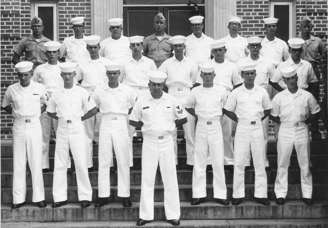 Corry Field (CTR) Class of Mid/Autumn 1964 - Instructor CTR2 D. R. Davis