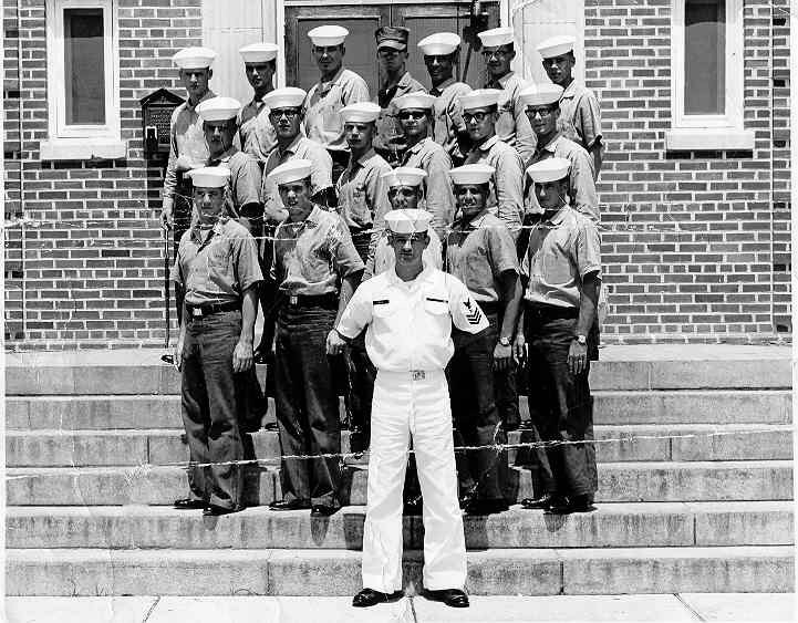 Corry Field (CTR) Advanced Class of September 1968 - Instructor CT1 Moore