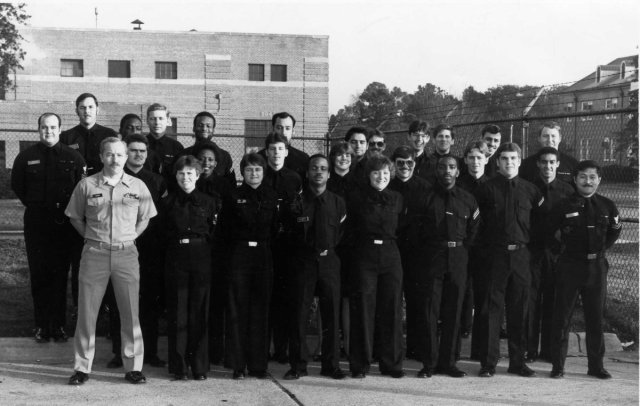 Corry Station (CTT) Wideband/HFDF Class of 1983 - Instructor:  Unknown