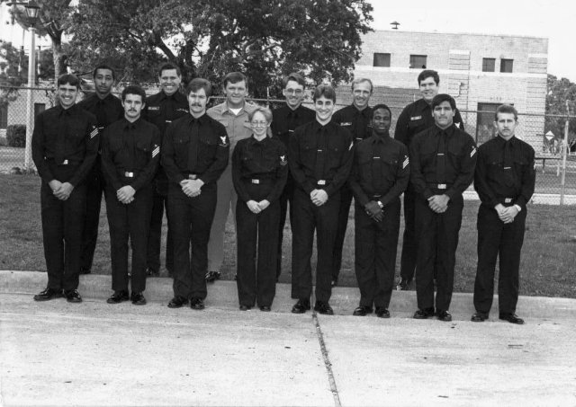 Corry Station CTR HFDF (NEC-9166) Class of 1983 - Instructor: Unknown