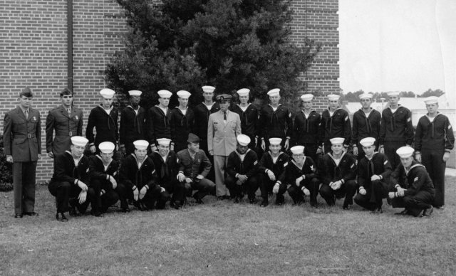 Corry Field (CTR) Advanced Class of January 1967 - Instructor CTC Unknown