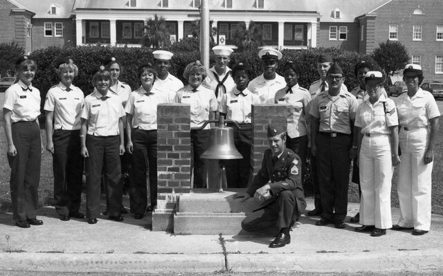 Corry Station (CTR) Basic Class of Aug/Sep 1983 - Instructor: Unknown