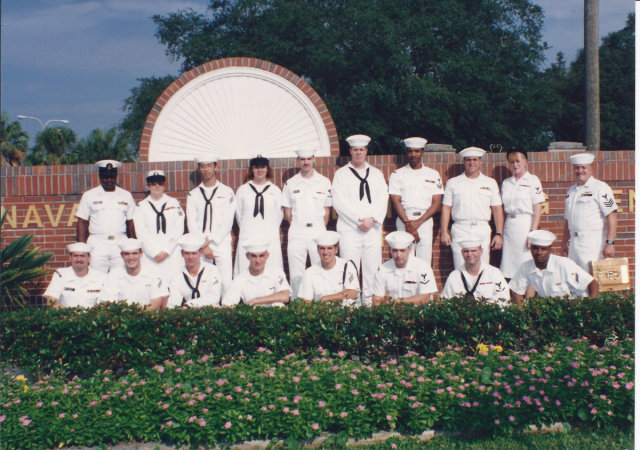 Corry Station CTR A-School (450) Class of June 1993 - Instructor:  Unknown