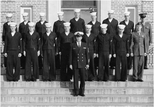 Corry Field CT School Advanced Class 06A-65(R) March 5, 1965 - Instructor: CTCA Clark