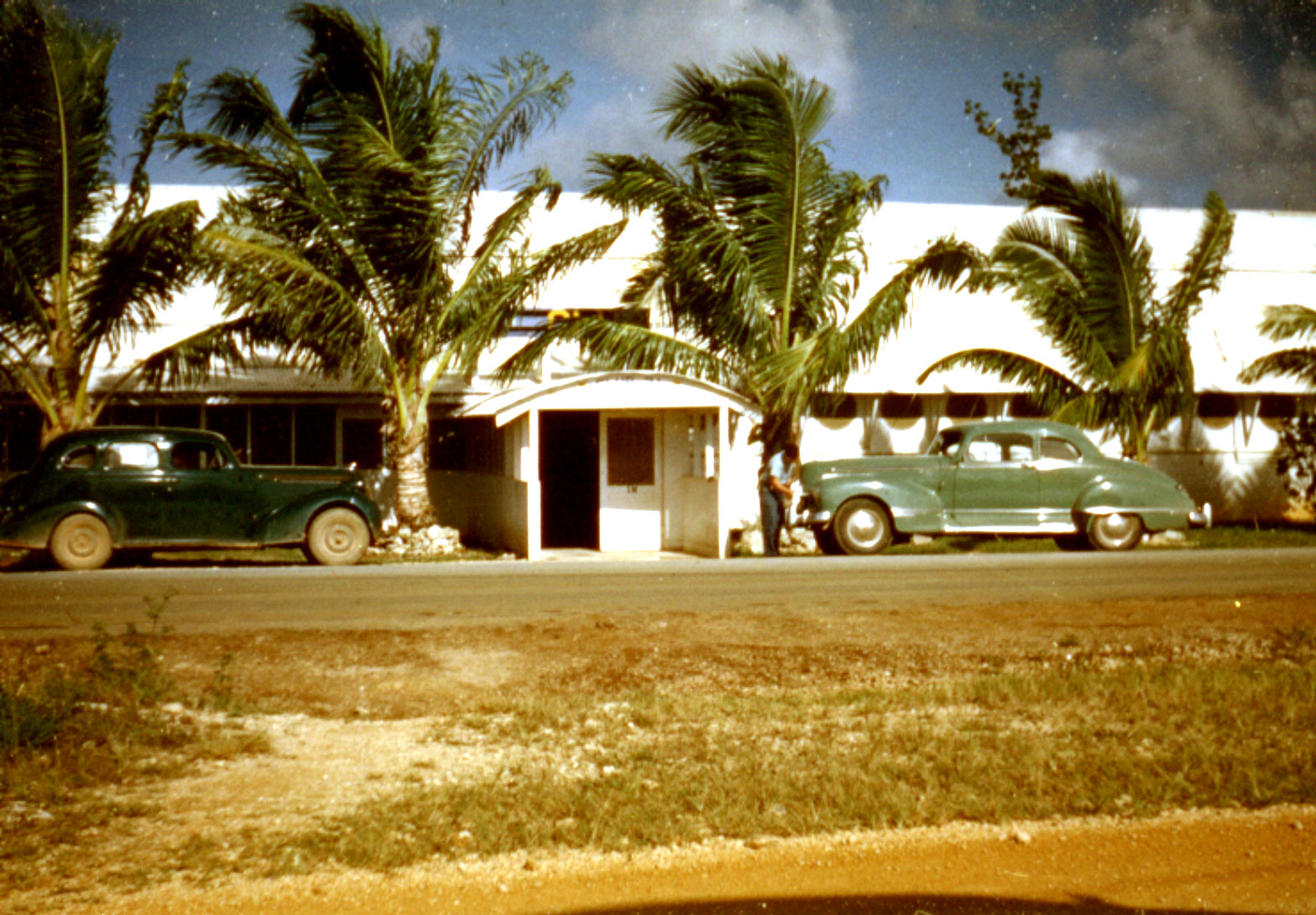 Ncs Guam Circa 1953 1955 Photos Courtesy Of Bob Breed