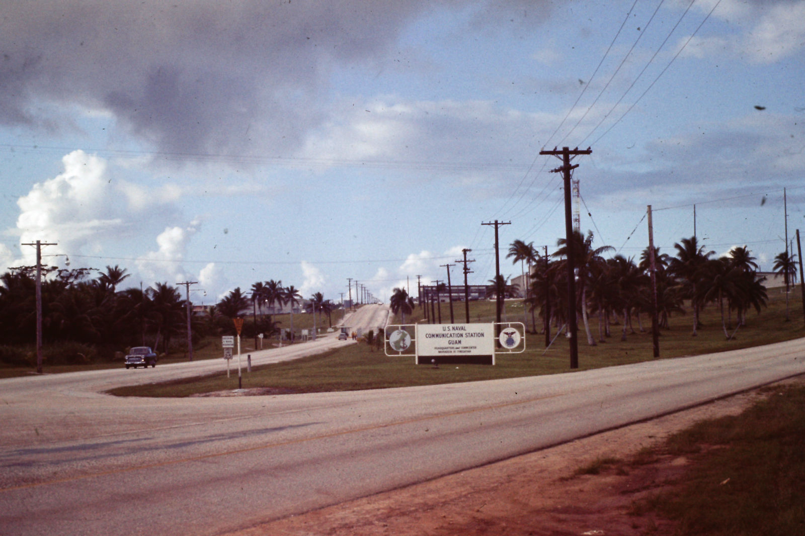 Nsgdept At Ncs Guam 1968 1970 From John Tobin